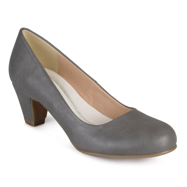 LUU-M Shoes Journee Collection Grey 6