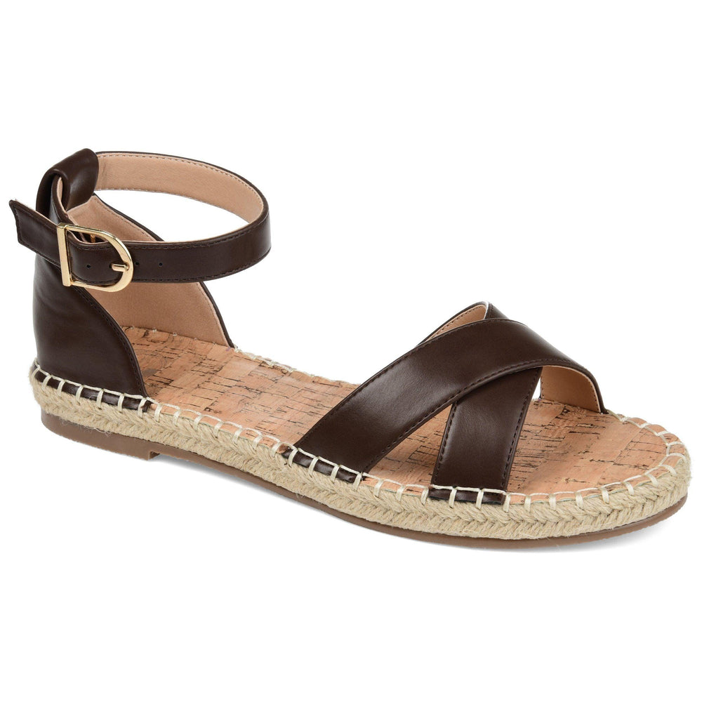 LYDDIA Shoes Journee Collection Brown 8