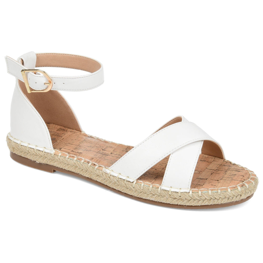 LYDDIA Shoes Journee Collection White 9
