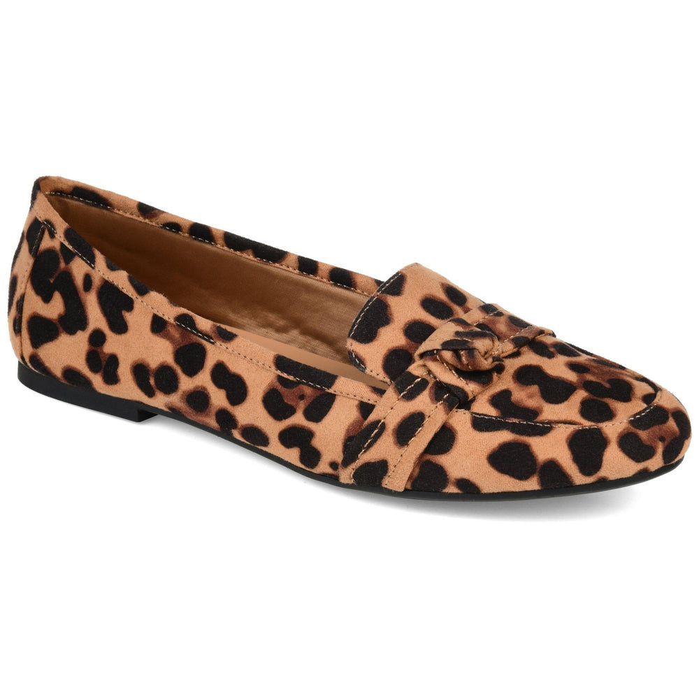 MARCI Shoes Journee Collection Leopard 5.5