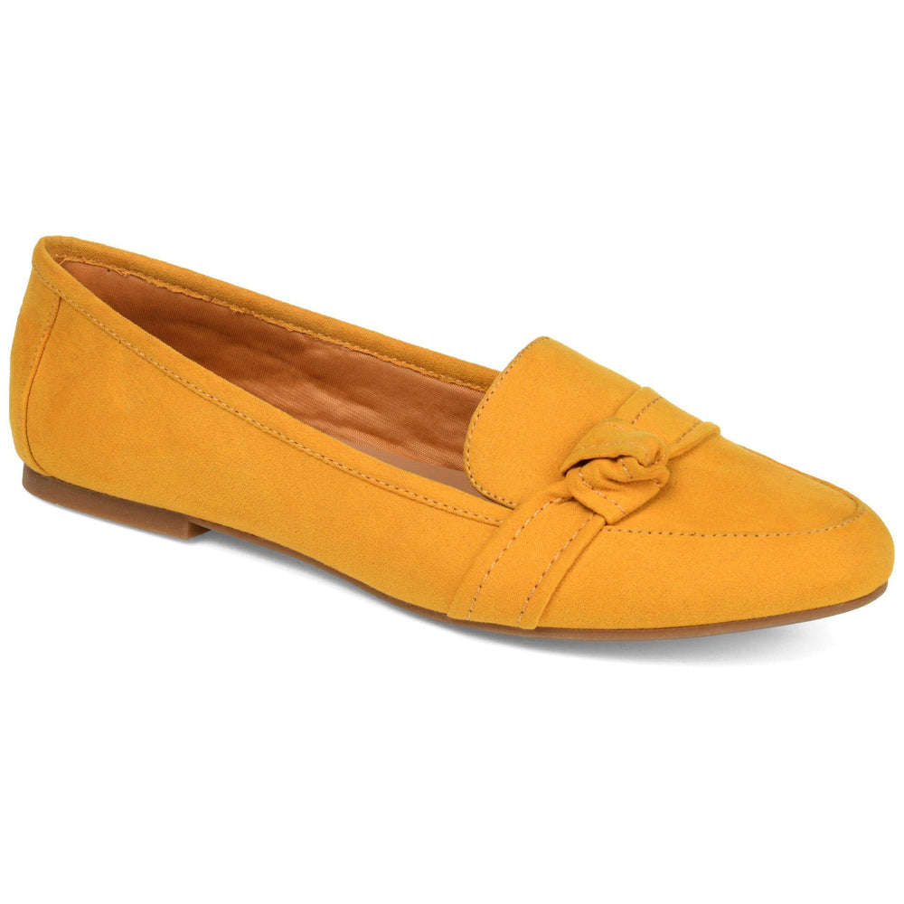 MARCI Shoes Journee Collection Mustard 5.5