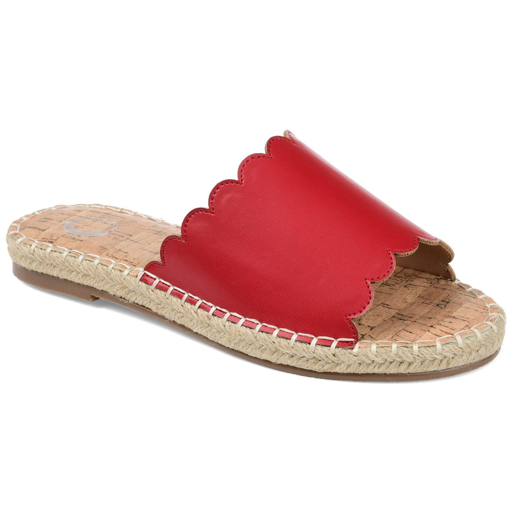 MARJAN Shoes Journee Collection Red 5.5