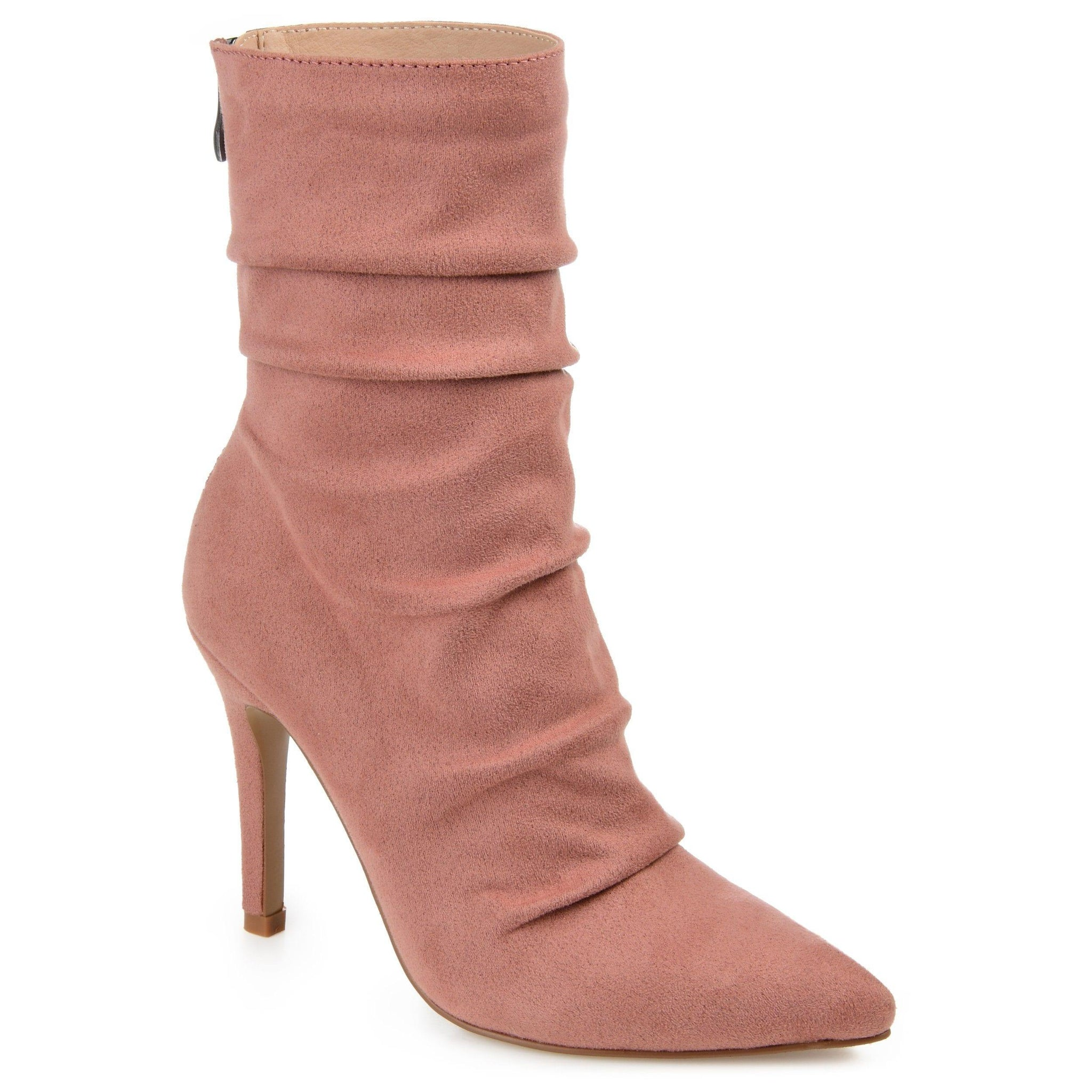 MARKIE SHOES Journee Collection Blush 8