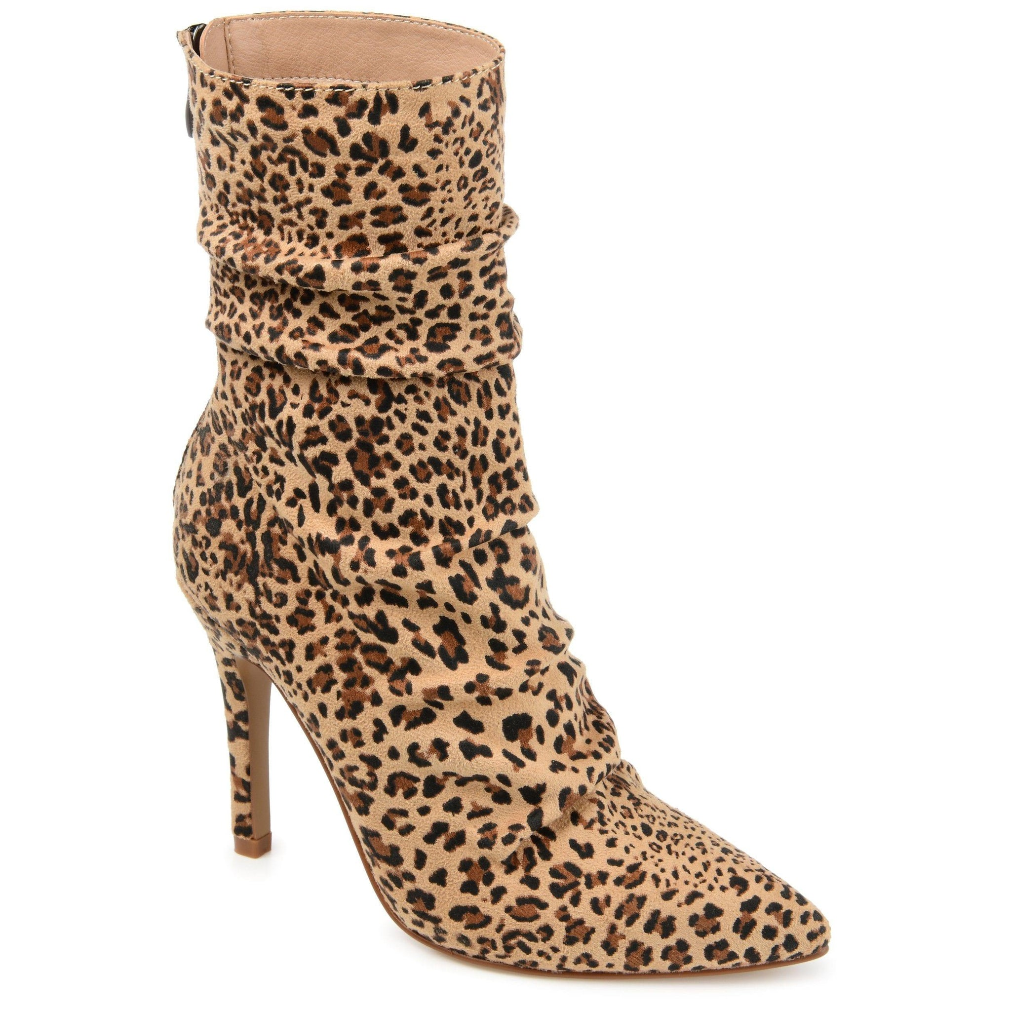 MARKIE SHOES Journee Collection Leopard 8.5
