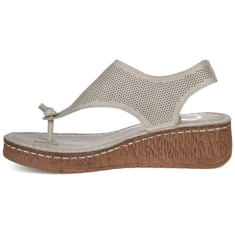 MCKELL Sandals Journee Collection