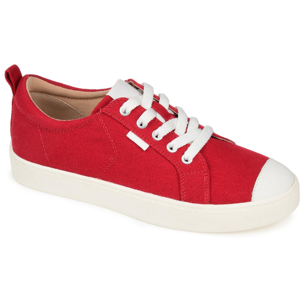 MEESH SHOES Journee Collection Red 9.5
