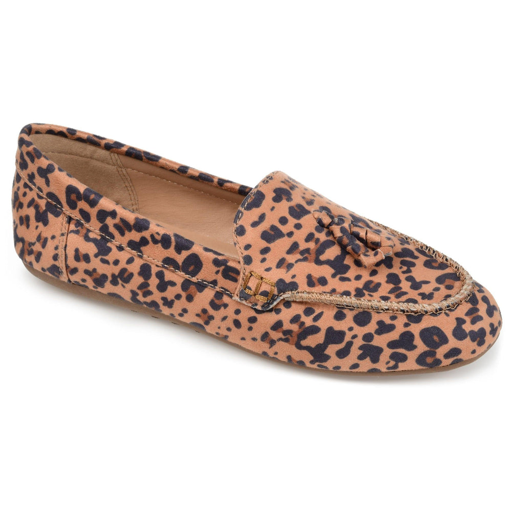 MEREDITH SHOES Journee Collection Leopard 8