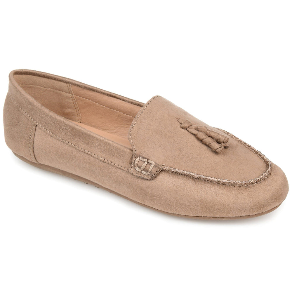 MEREDITH SHOES Journee Collection Taupe 7.5