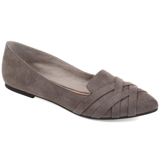 MINDEE Shoes Journee Collection Grey 5.5