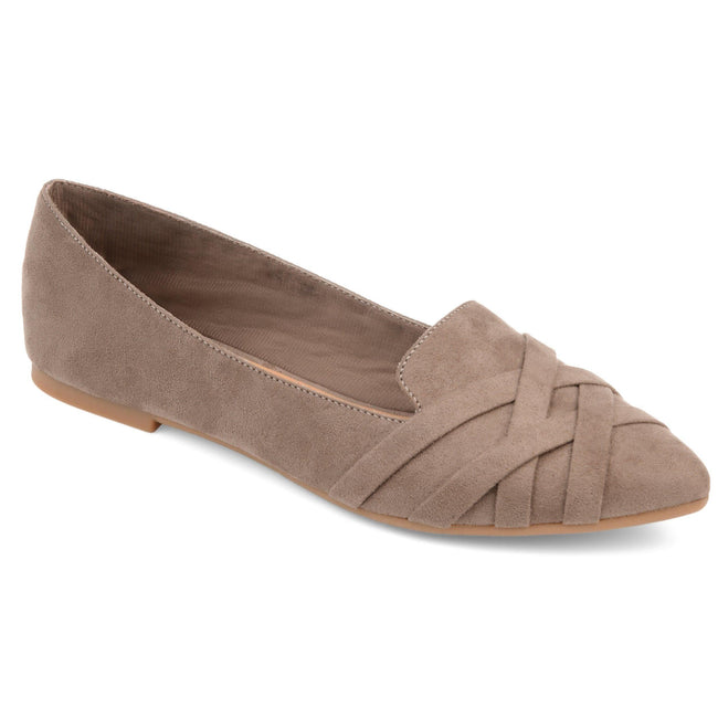 MINDEE Shoes Journee Collection Taupe 5.5