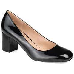 MIRANDA Shoes Journee Collection Black 5.5
