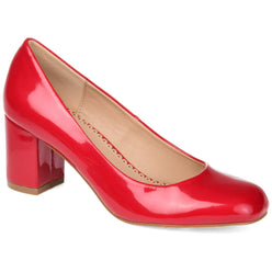 MIRANDA Shoes Journee Collection Red 5.5