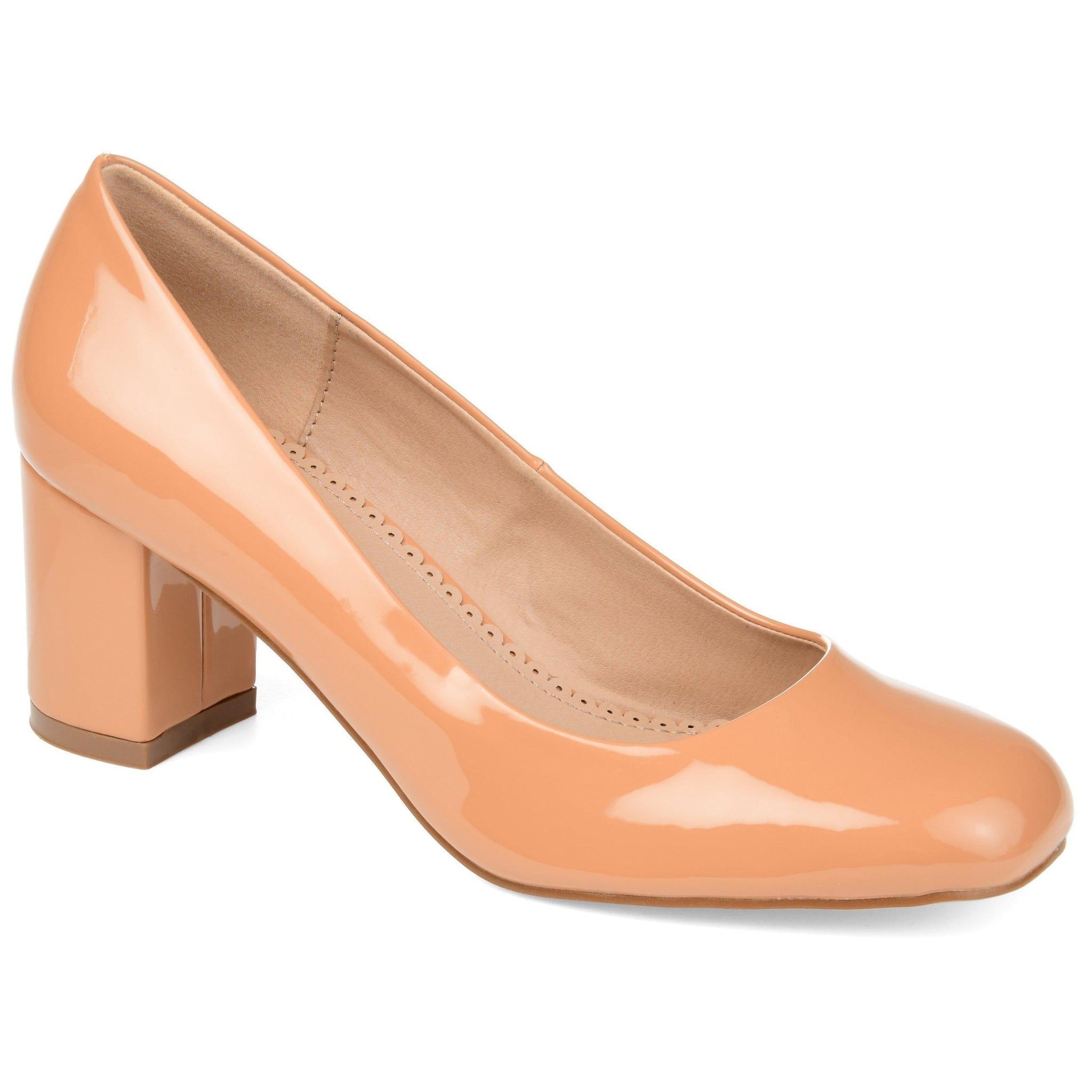 MIRANDA Shoes Journee Collection Tan 5.5