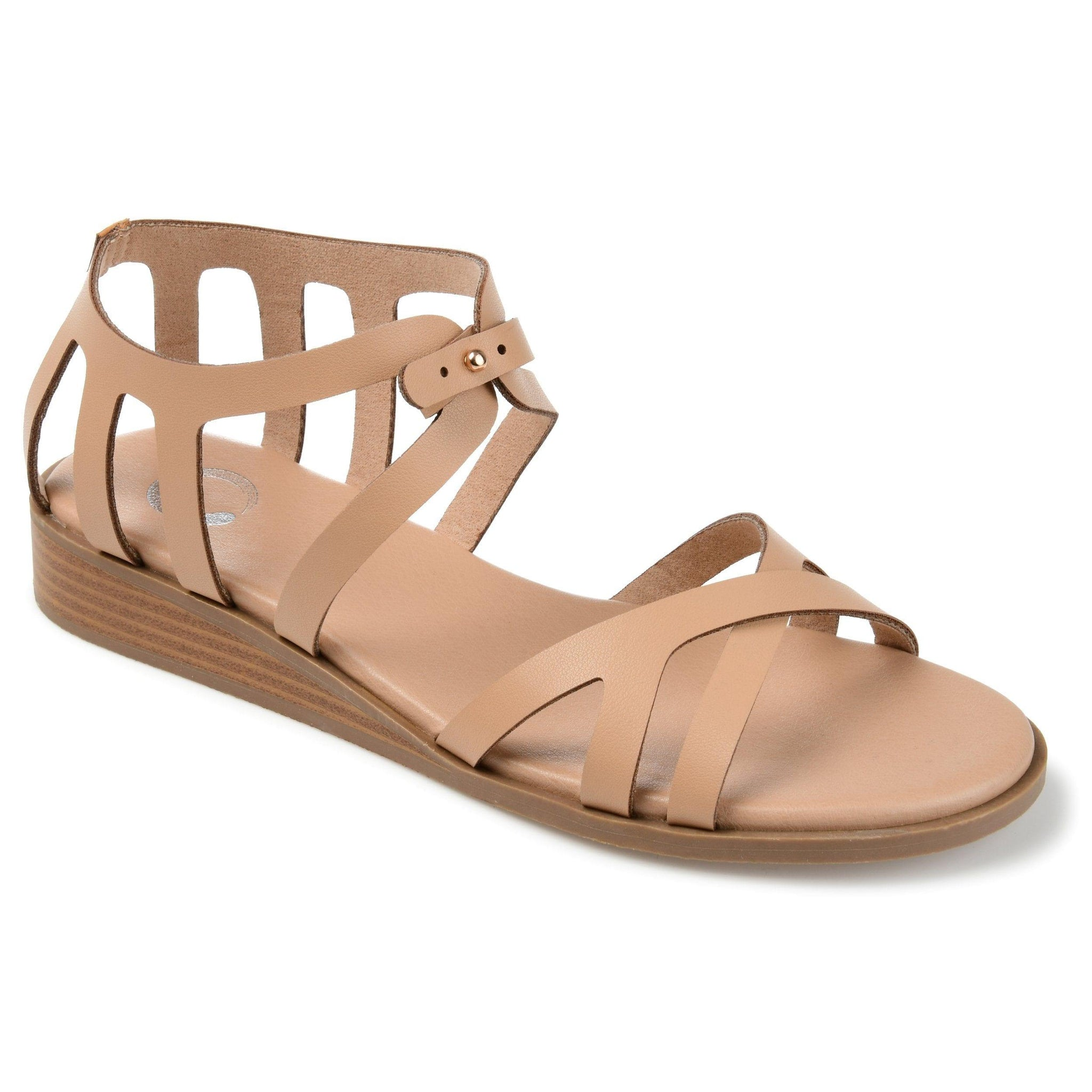 MONRO SHOES Journee Collection Tan 8