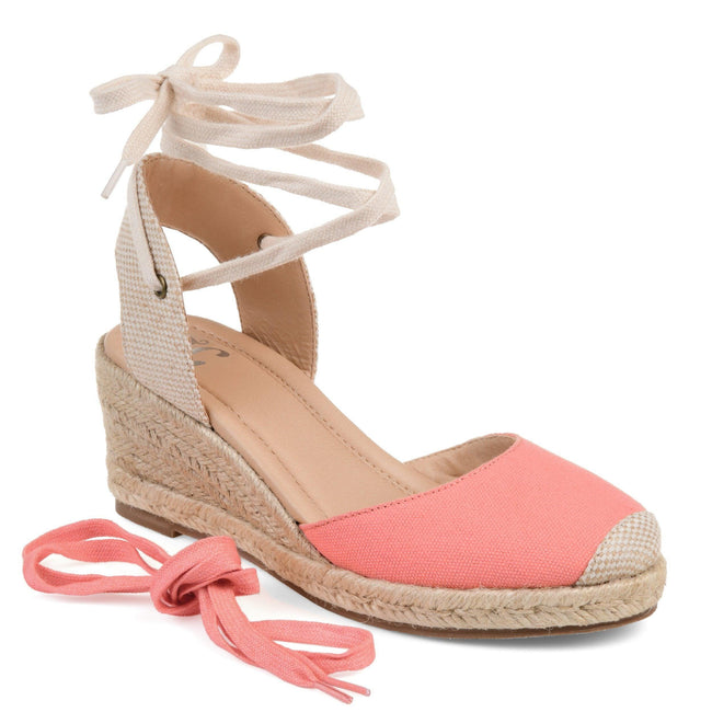 MONTE Shoes Journee Collection Coral 5.5