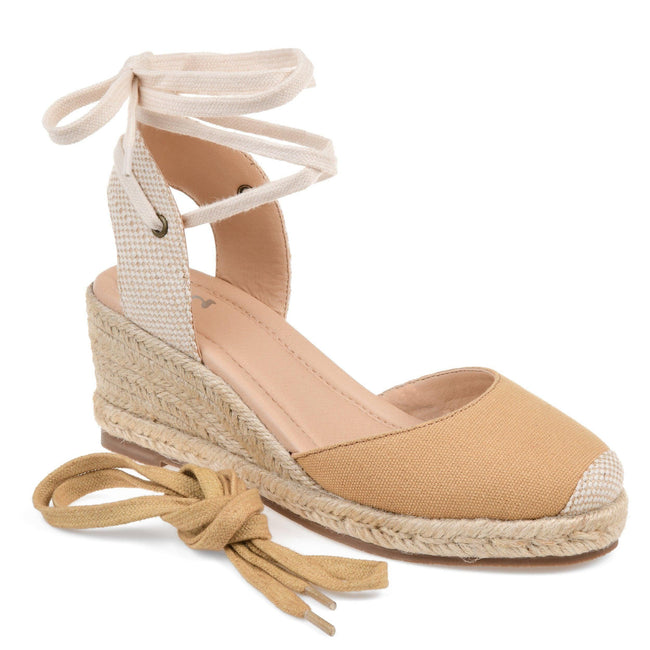 MONTE Shoes Journee Collection Tan 5.5