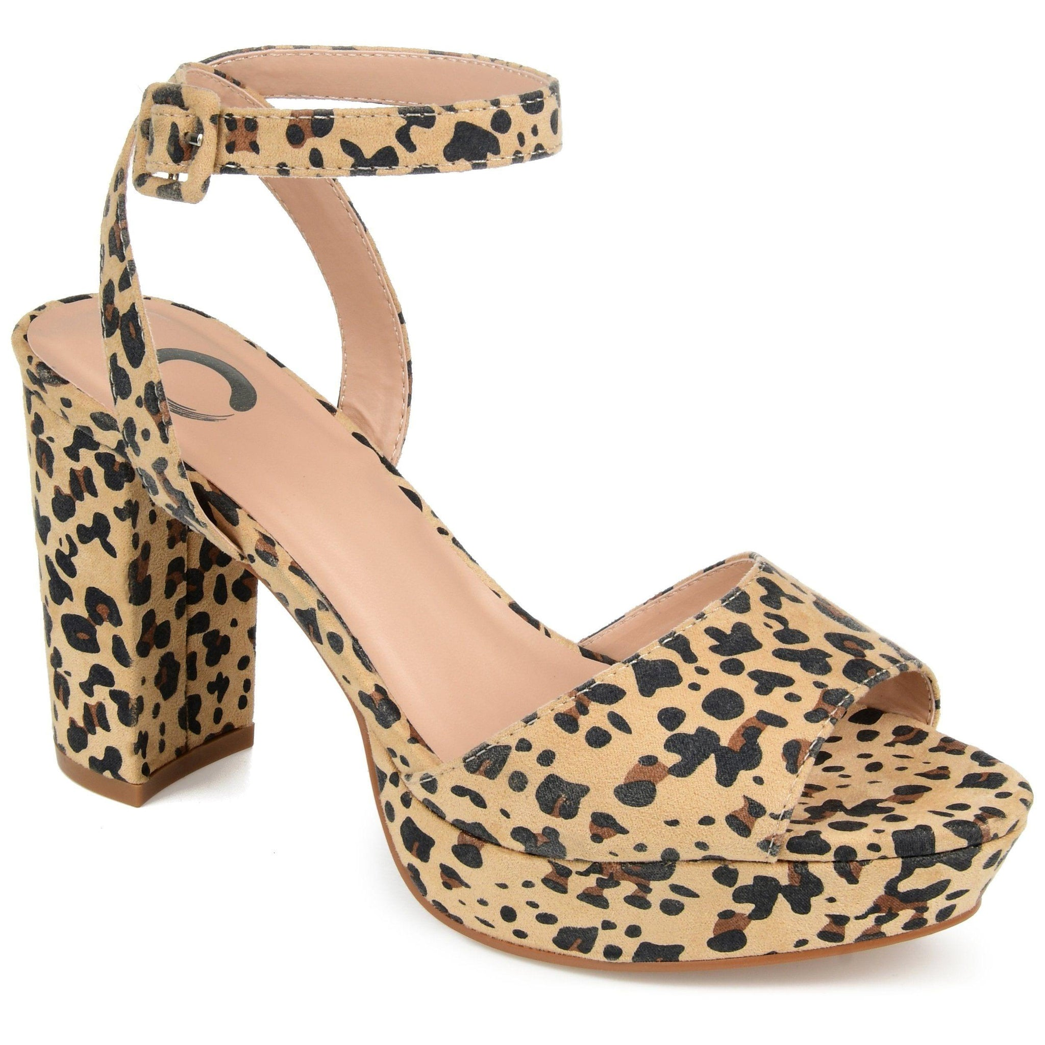 NAIRRI SHOES Journee Collection Leopard 6