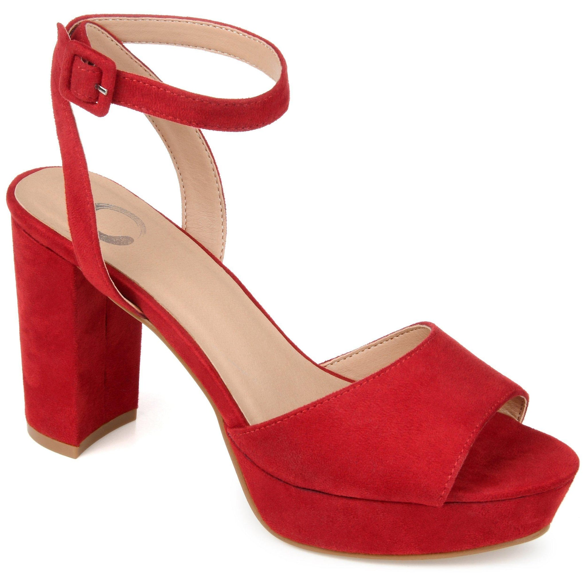 NAIRRI SHOES Journee Collection Red 10