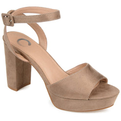 NAIRRI SHOES Journee Collection Taupe 6