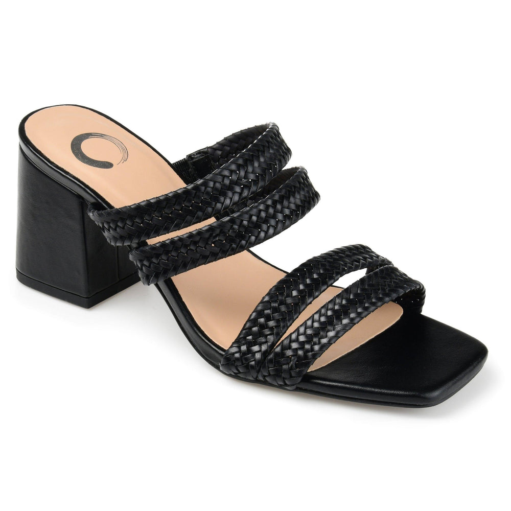 NATIA SHOES Journee Collection Black 12