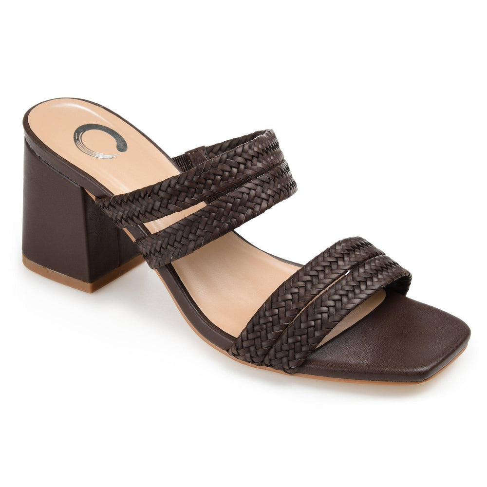 NATIA SHOES Journee Collection Brown 11