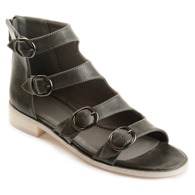 OAKLY Shoes Journee Collection Grey 5.5