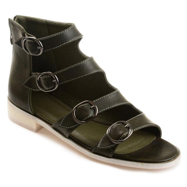 OAKLY Shoes Journee Collection Olive 5.5