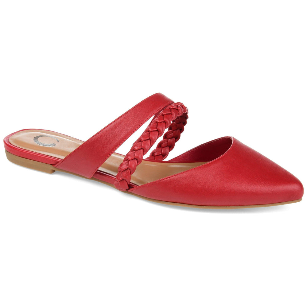 OLIVEA Shoes Journee Collection Red 5.5
