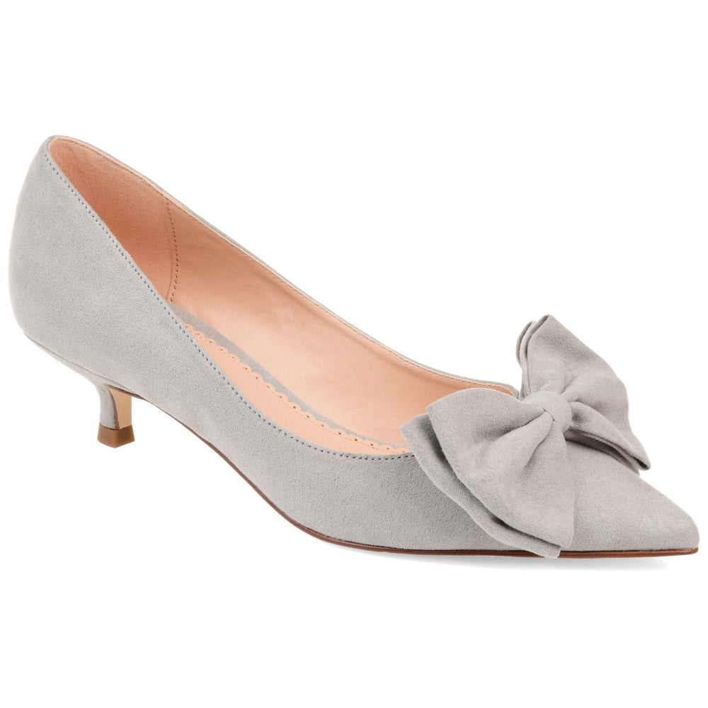 ORANA Shoes Journee Collection Grey 5.5