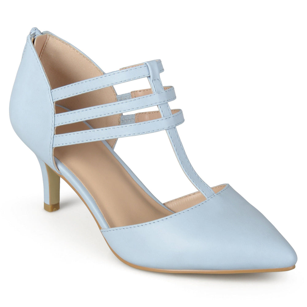 PACEY Shoes Journee Collection Blue 6