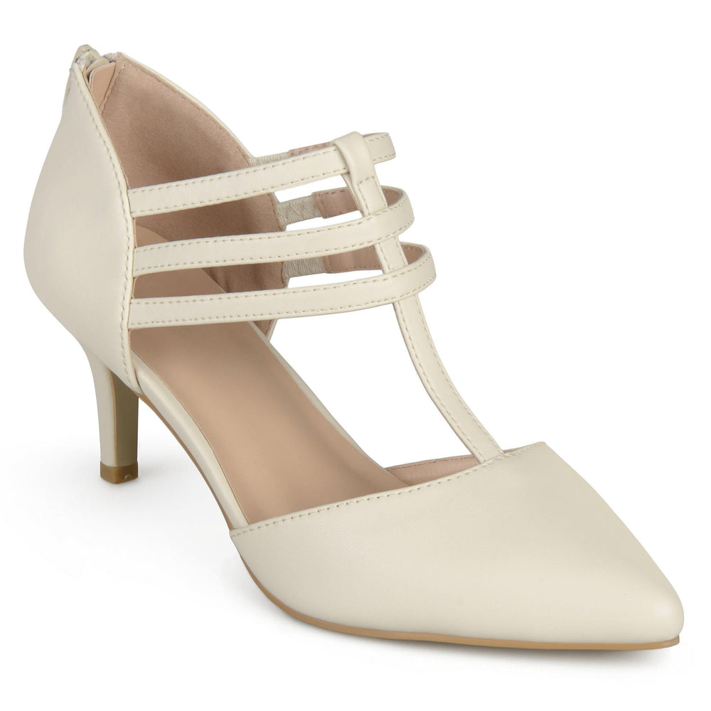 PACEY Shoes Journee Collection Bone 6
