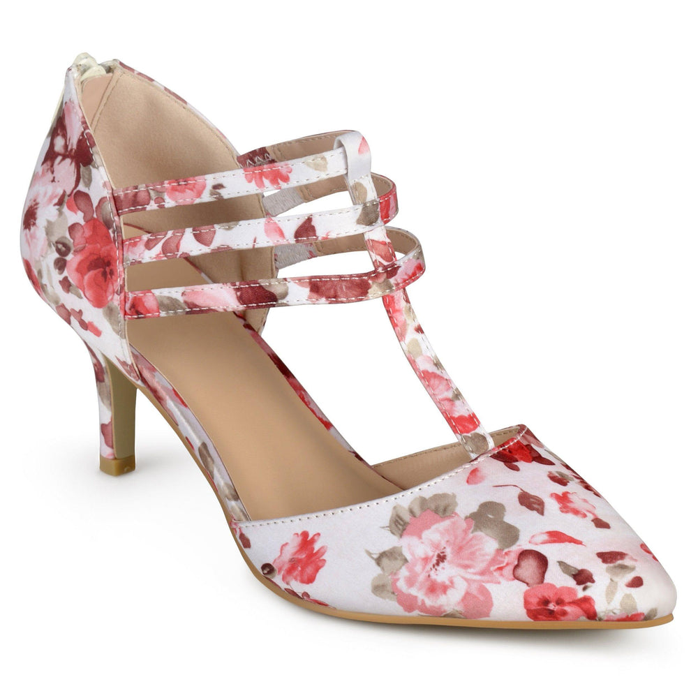 PACEY Shoes Journee Collection Floral 6