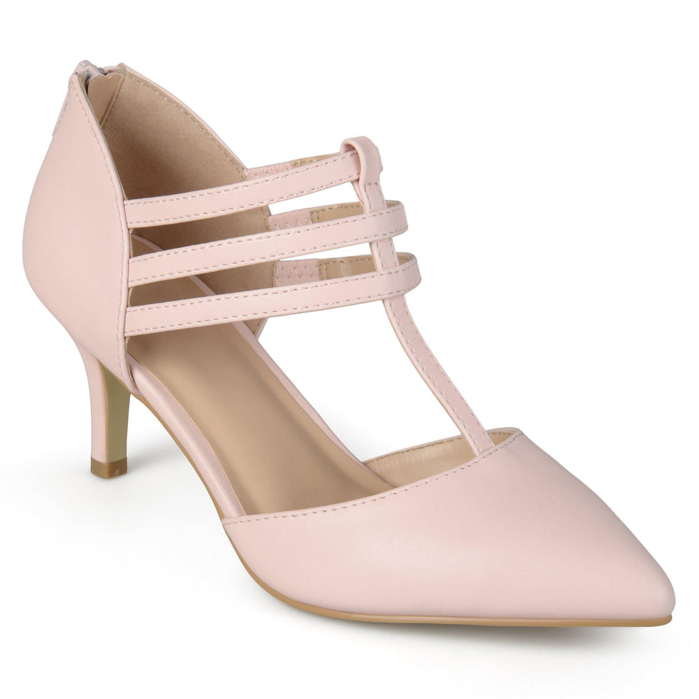 PACEY Shoes Journee Collection Pink 6