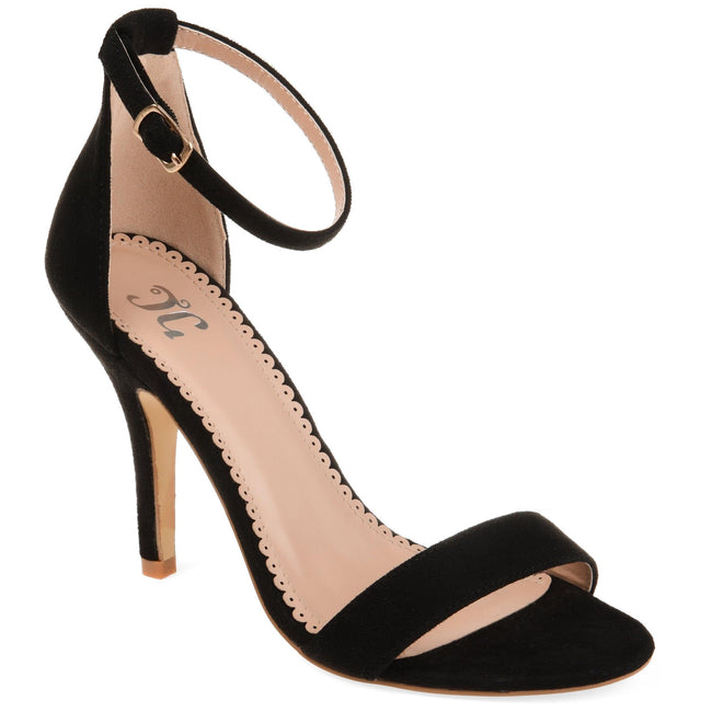POLLY Shoes Journee Collection Black 5.5