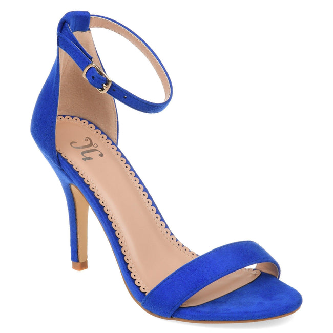 POLLY Shoes Journee Collection Blue 5.5