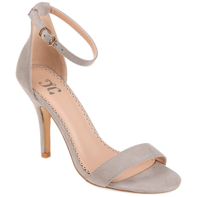 POLLY Shoes Journee Collection Grey 5.5