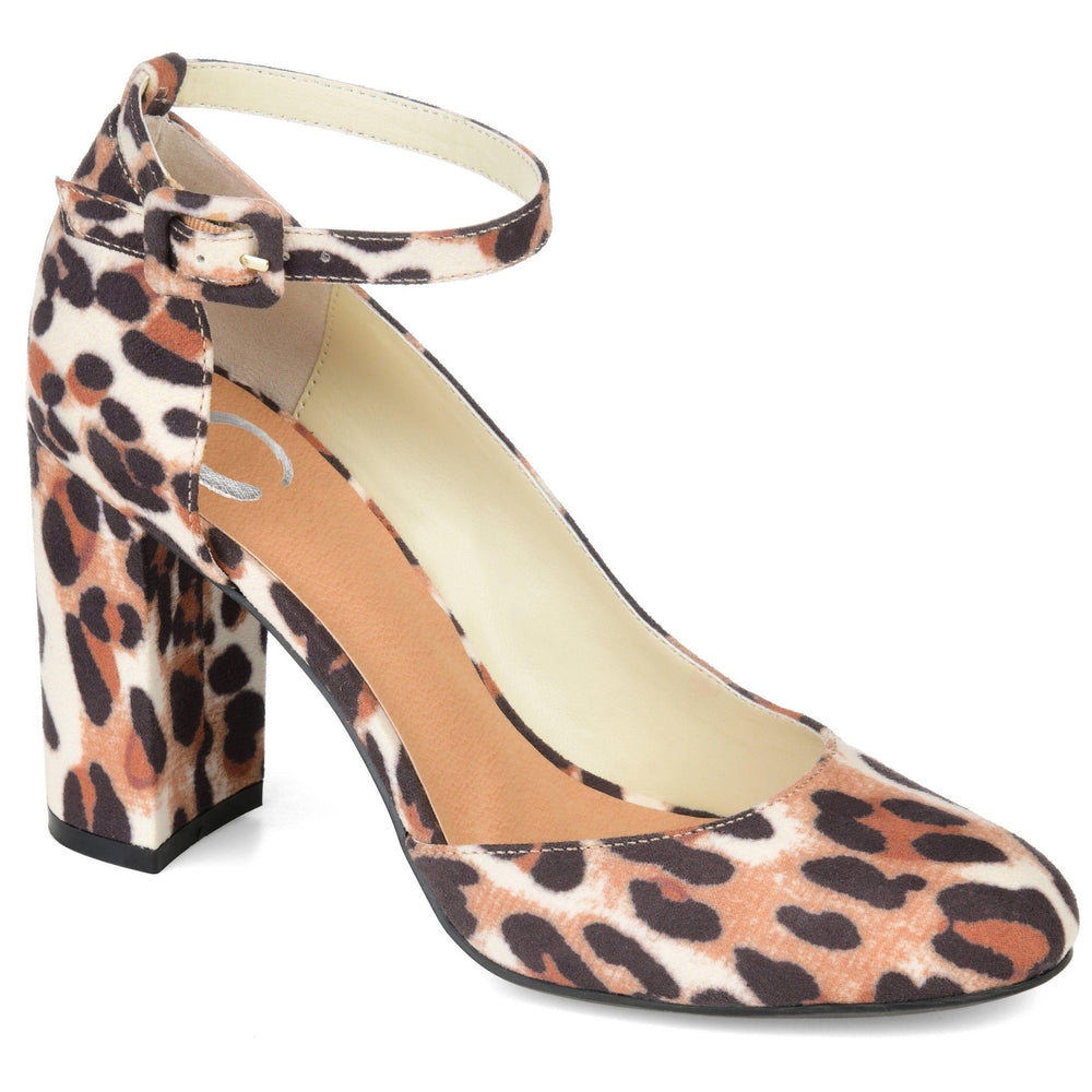RAVEEN Shoes Journee Collection Leopard 5.5