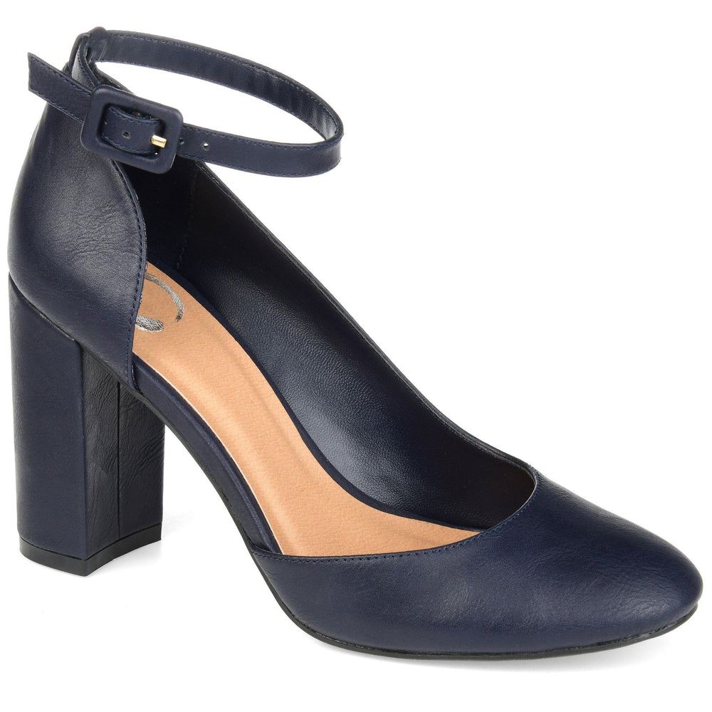 RAVEEN Shoes Journee Collection Navy 5.5