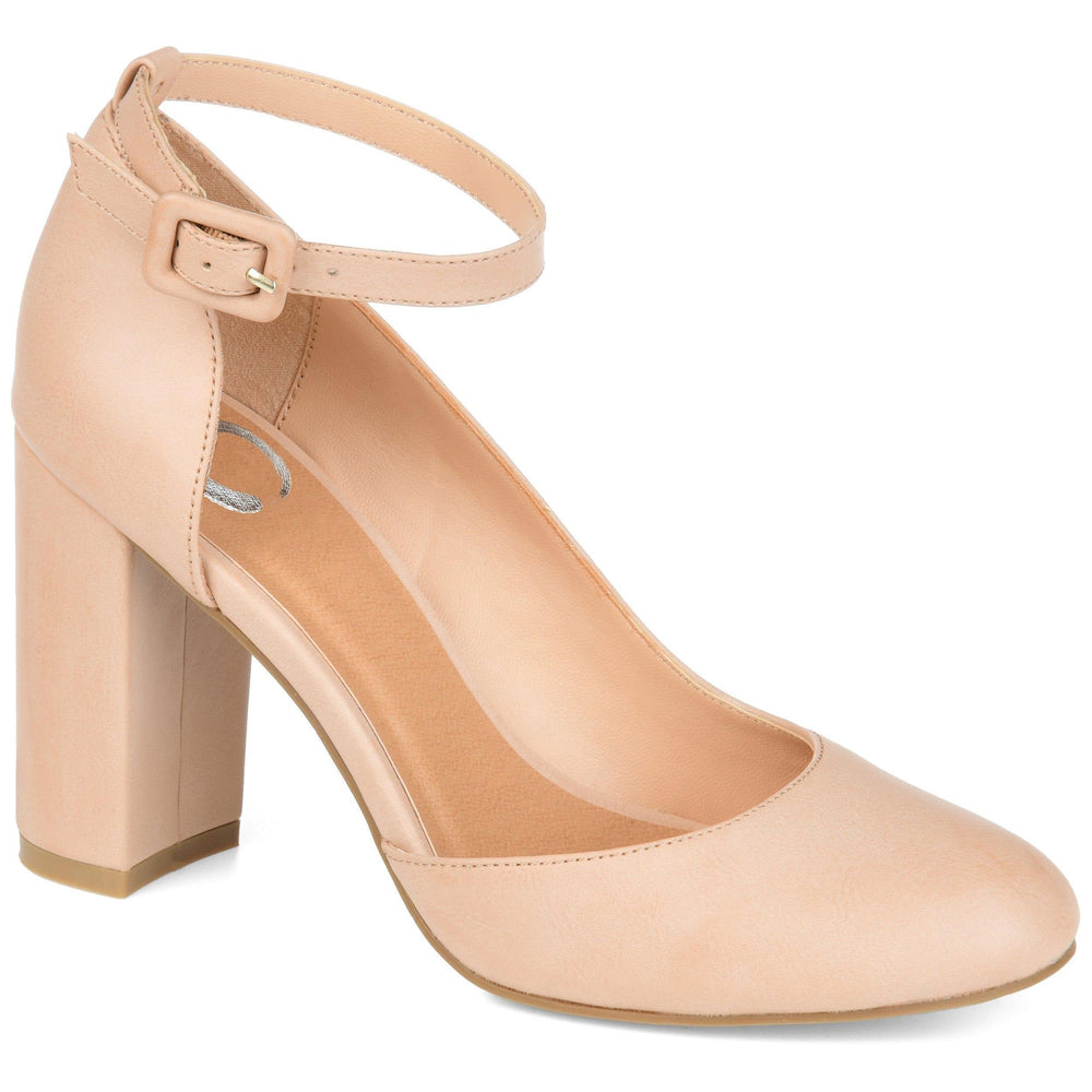 RAVEEN Shoes Journee Collection Nude 5.5