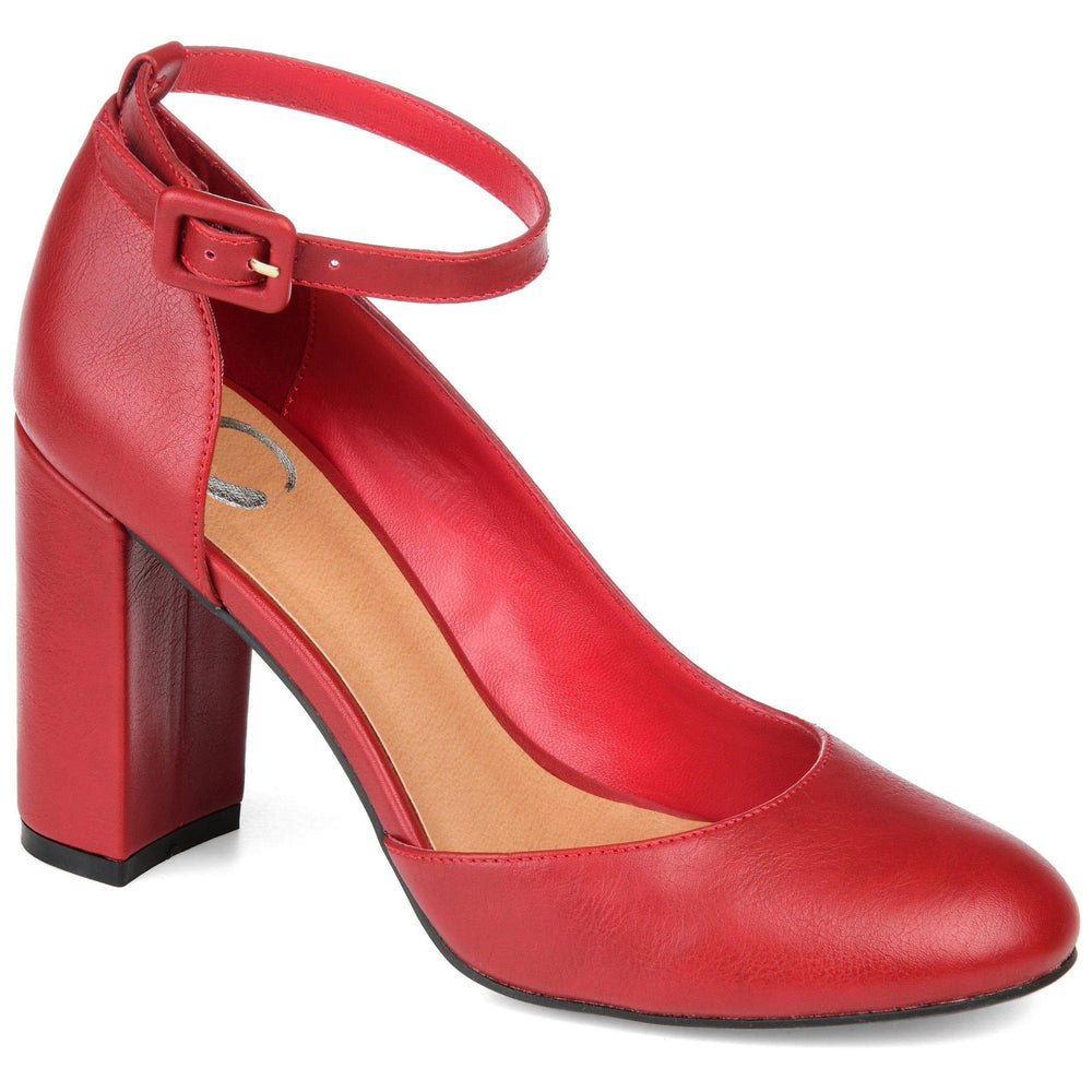RAVEEN Shoes Journee Collection Red 5.5