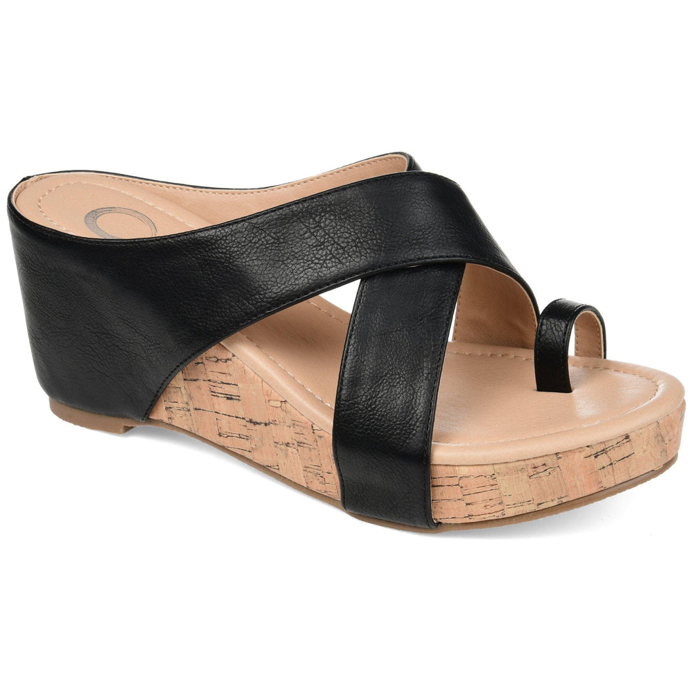 RAYNA Shoes Journee Collection Black 12