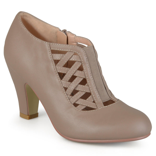 REITA Shoes Journee Collection Taupe 6