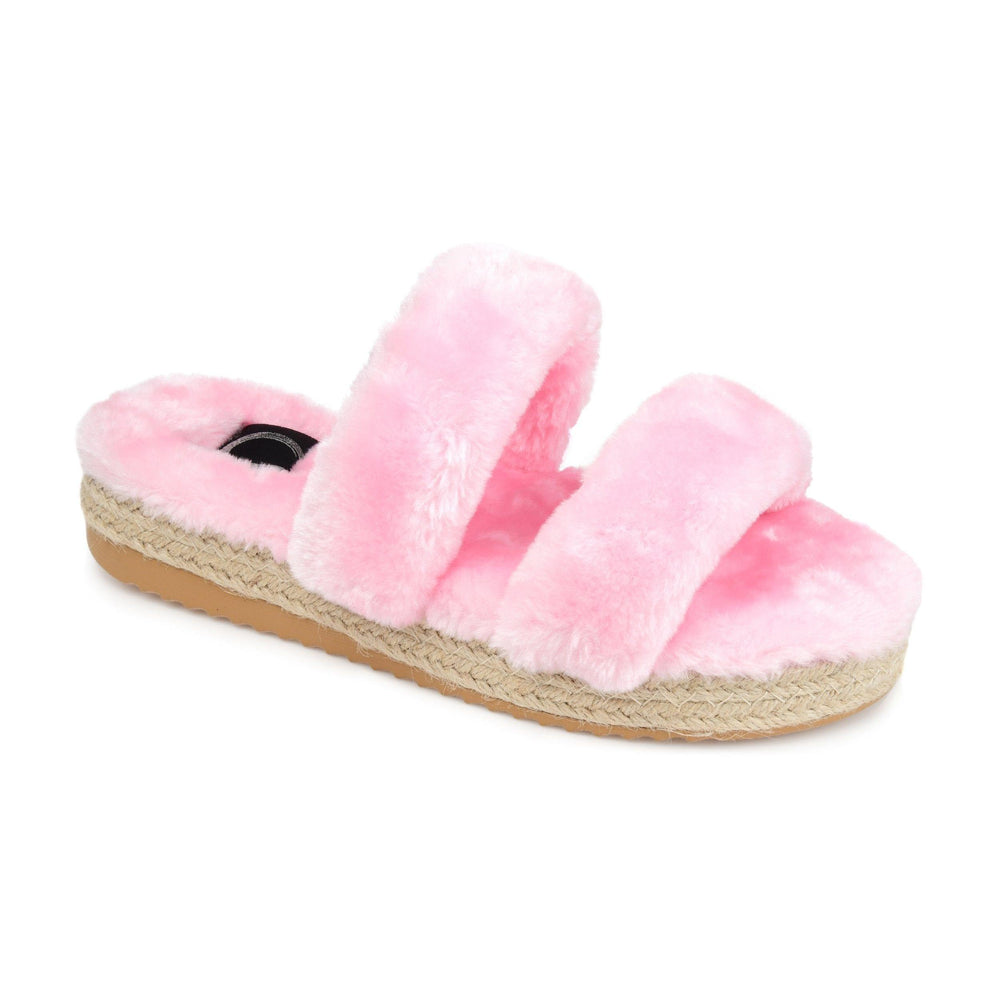 RELAXX SHOES Journee Collection Pink 7