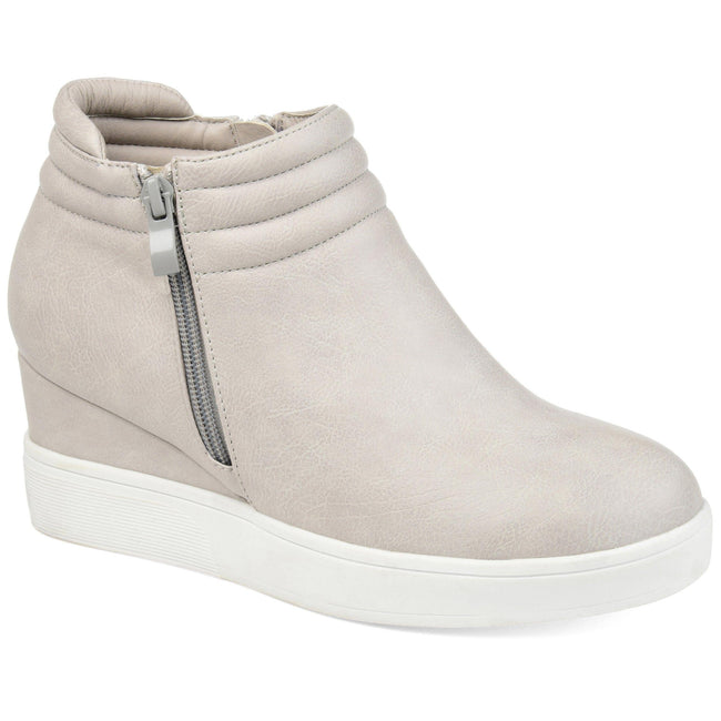 REMMY Shoes Journee Collection Stone 5.5