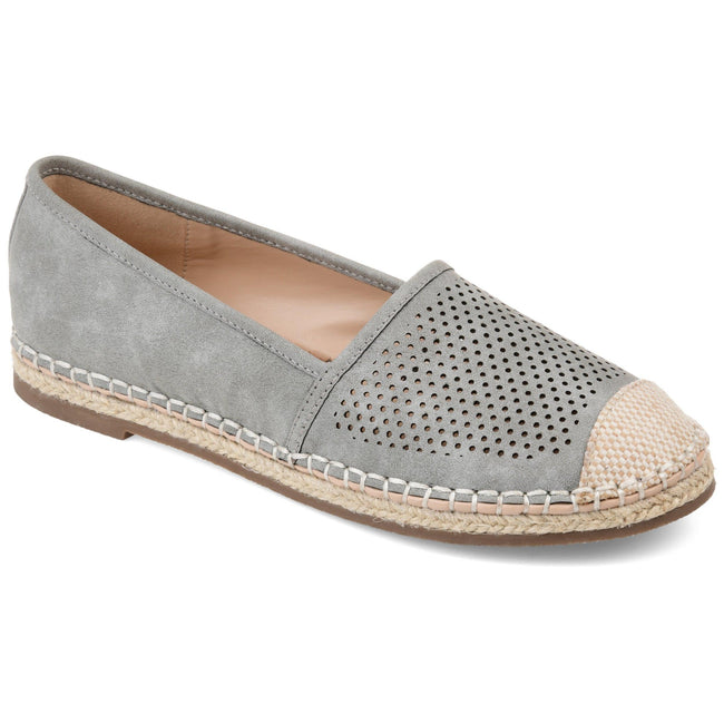 ROSELA Shoes Journee Collection Grey 5.5