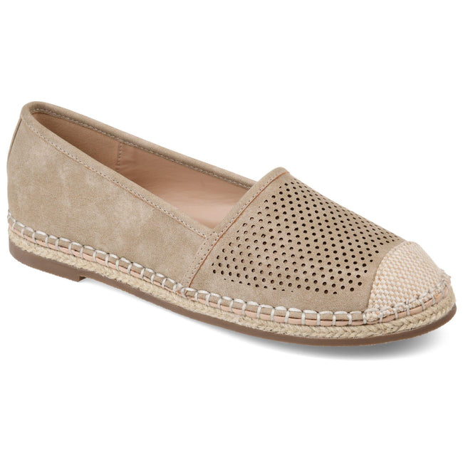 ROSELA Shoes Journee Collection Taupe 5.5