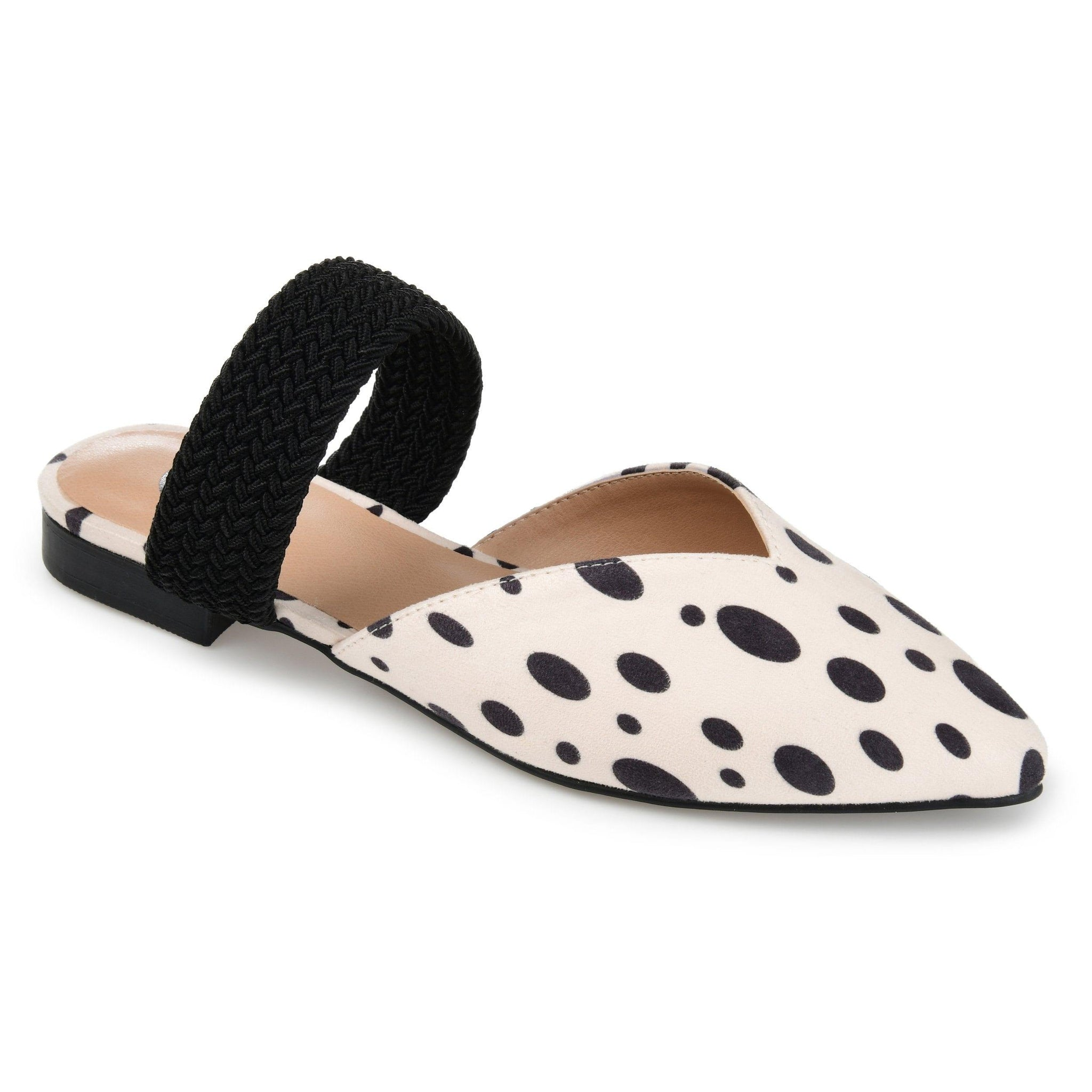 ROXEENE SHOES Journee Collection Dot 9