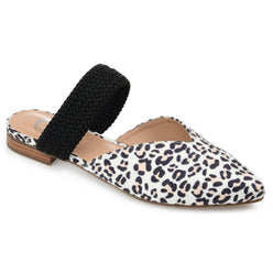 ROXEENE SHOES Journee Collection Leopard 8.5