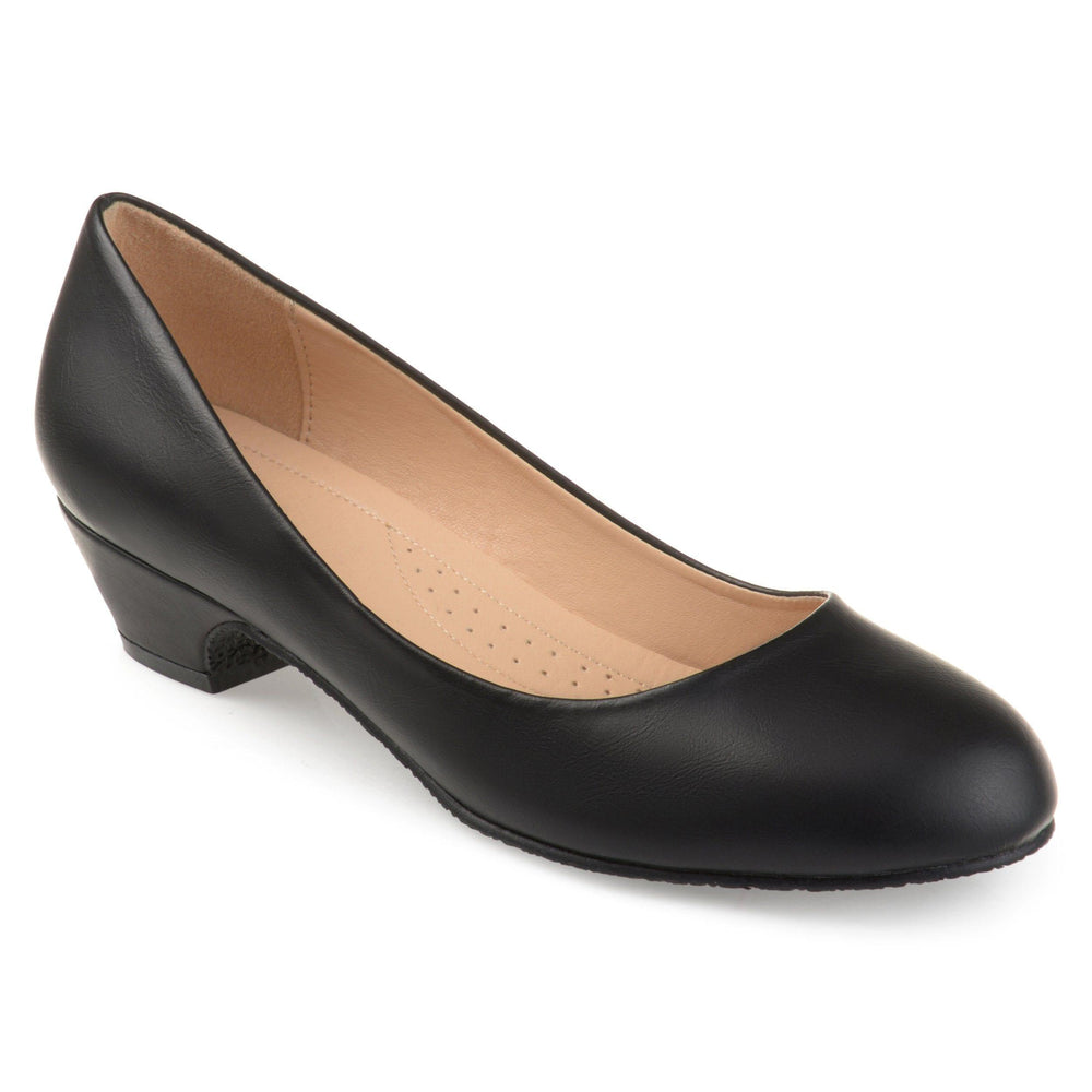 SAAR Shoes Journee Collection Black 5.5