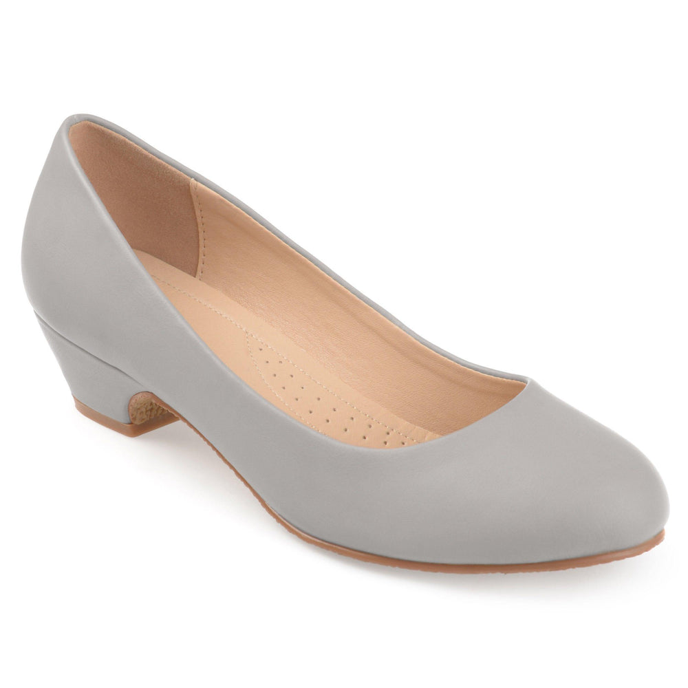 SAAR Shoes Journee Collection Grey 5.5